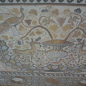 Mozaika w Heraklei