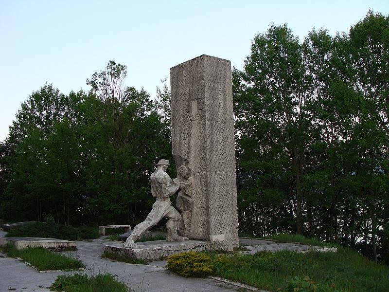 Pomnik Mavrovo