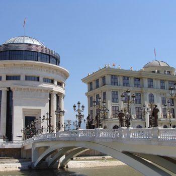 Skopje centrum