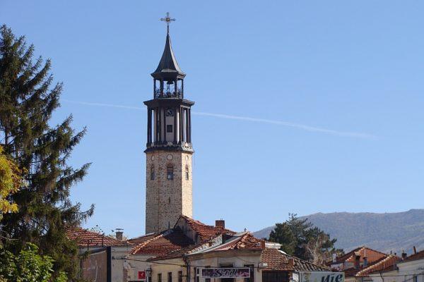 Wieża Zegarowa Prilep
