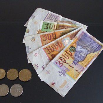 Macedońskie pieniądze